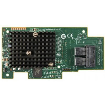 Контроллер SAS Intel SAS/SATA RMS3CC080 932474 (RMS3CC080932474) sas festplatte 300gb15ksas6gbpslff f617n