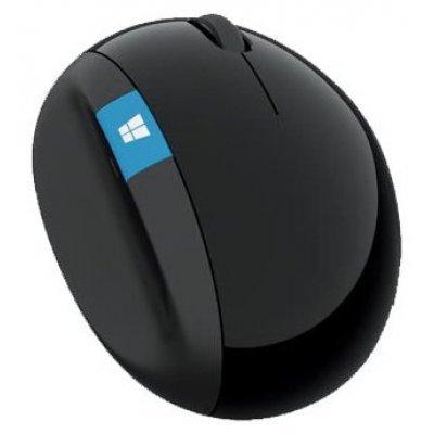 Мышь Microsoft Sculpt Ergonomic Mouse 5LV-00002 (5LV-00002)Мыши Microsoft<br>Мышка USB OPTICAL WRL ERGONOM. SCULPT FOR BUS. 5LV-00002 MS<br>