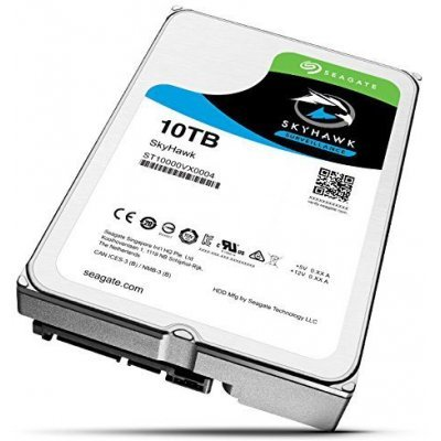 Жесткий диск ПК Seagate ST10000VX0004 (ST10000VX0004)