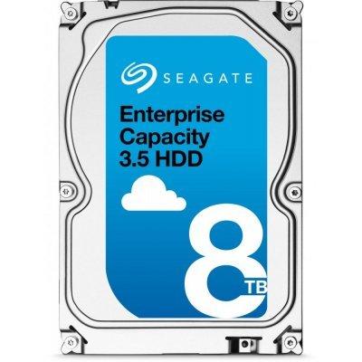 Жесткий диск ПК Seagate ST8000NM0016 (ST8000NM0016)Жесткие  диски ПК Seagate<br>Жесткий диск SATA 8TB 7200RPM 6GB/S 256MB ST8000NM0016 SEAGATE<br>