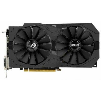 Видеокарта ПК ASUS Radeon RX 470 1206Mhz PCI-E 3.0 4096Mb 6600Mhz 256 bit 2xDVI HDMI HDCP (90YV09J0-M0NA00)