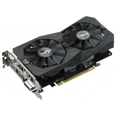 Видеокарта ПК ASUS Radeon RX 460 1200Mhz PCI-E 3.0 4096Mb 7000Mhz 128 bit DVI HDMI HDCP (90YV09L1-M0NA00)