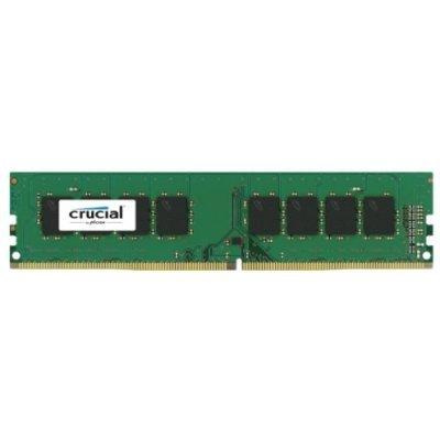 Модуль оперативной памяти ПК Crucial CT16G4RFD824A 16GB DDR4 (CT16G4RFD824A)Модули оперативной памяти ПК Crucial<br>Crucial by Micron DDR4 16GB (PC4-19200) 2400MHz ECC Registered DR x8 (Retail)<br>