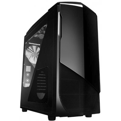 Корпус системного блока NZXT Phantom 530 Black (CA-PH530-B1) корпус nzxt phantom black