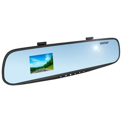 Видеорегистратор Artway AV-610 (AV-610) видеорегистратор blackvue dr750lw 2ch 4 1920x1080 2 4мп 146 g сенсор gps wifi microsd microsdhc черный