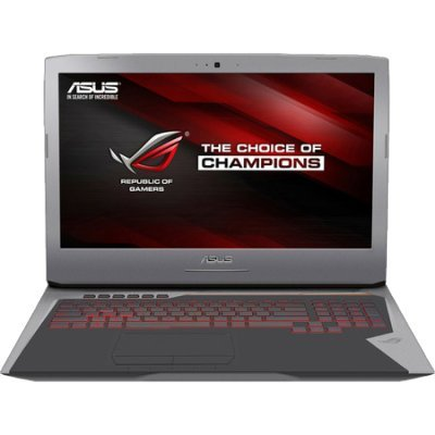 Фото Ноутбук ASUS ROG G752Vs (90NB0D71-M03460)