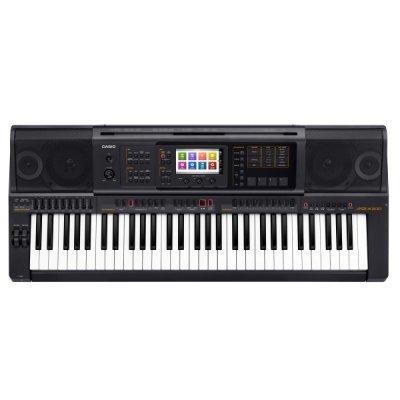 Клавишный музыкальный инструмент Casio MZ-X300 (MZ-X300)Клавишные музыкальные инструменты Casio<br>Синтезатор Casio MZ-X300 61клав. черный<br>