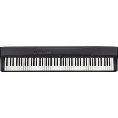 Клавишный музыкальный инструмент Casio PX-160BK (PX-160BK)Клавишные музыкальные инструменты Casio<br>Цифровое фортепиано Casio PX-160BK 88клав. черный<br>