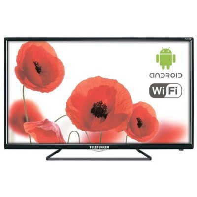 ЖК телевизор Telefunken TF-LED48S39T2S (TF-LED48S39T2S) жк телевизор telefunken 42 tf led42s39t2s tf led42s39t2s