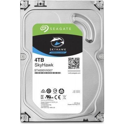 Жесткий диск серверный Seagate ST4000VX007 (ST4000VX007) жесткий диск пк western digital wd40ezrz 4tb wd40ezrz
