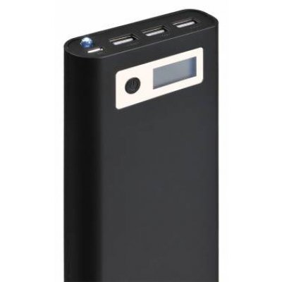 Внешний аккумулятор для портативных устройств Buro RA-16000-3U-LCD-BK (RA-16000-3U-LCD-BK)