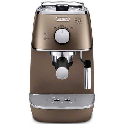 Кофеварка Delonghi ECI341BZ бронзовый (132104145) картридж nv print nvp q5949x q7553x для hp lj 1160 1320 1320n 3390 3392 p2014 p2015 m2727canon lbp 3300 7000стр
