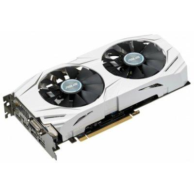 Видеокарта ПК ASUS Radeon RX 480 1300Mhz PCI-E 3.0 4096Mb 7000Mhz 256 bit DVI 2xHDMI HDCP (DUAL-RX480-O4G)Видеокарты ПК ASUS<br>Видеокарта Asus PCI-E DUAL-RX480-O4G AMD Radeon RX 480 4096Mb 256bit GDDR5 1300/7000 DVIx1/HDMIx2/DPx2/HDCP Ret<br>