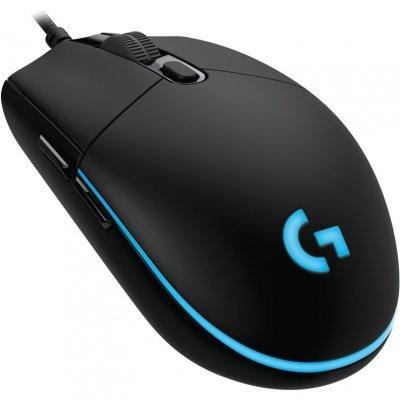 все цены на Мышь Logitech Gaming Mouse G PRO (910-004856) онлайн