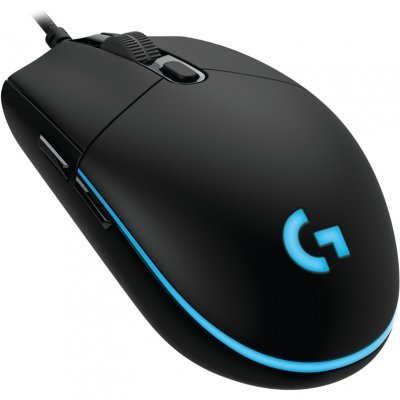 Мышь Logitech Gaming Mouse G PRO (910-004856) мышь logitech gaming mouse g300s black usb 910 004345