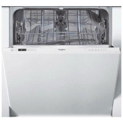 Посудомоечная машина Whirlpool WIC 3B16 (WIC 3B16)Посудомоечные машины Whirlpool<br>Встраиваемые ПММ шириной 60 см Whirlpool/ 82x59.5x57, Полноразмерная, 6 программ, 13 комплектов, цифровой дисплей, отсрочка пуска 1-24 ч, уровень шума 46 дБ, потребление воды 10,5 л, защита от перелива Overflow<br>