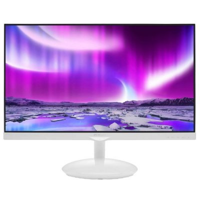 Монитор Philips 27 275C5QHGSW/00 (275C5QHGSW/00)Мониторы Philips<br>МОНИТОР 27 PHILIPS Moda 275C5QHGSW/00 WHITE (AH-IPS, LED, 1920x1080, 5 ms, 178°/178°, 250 cd/m, 20M:1, +HDMI, +HDMI-MHL, Ambiglow Plus)<br>