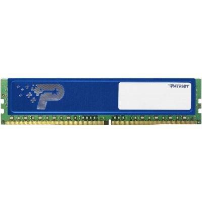 Модуль оперативной памяти ПК Patriot PSD416G21332H (PSD416G21332H)Модули оперативной памяти ПК Patriot<br>Память DDR4 16Gb (pc-17000) 2400MHz Patriot with HS PSD416G21332H<br>