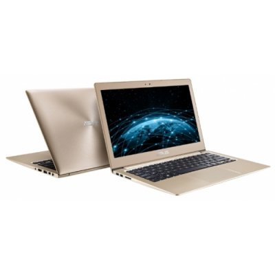 Ультрабук ASUS Zenbook UX303Ub (90NB08U3-M05130) (90NB08U3-M05130)Ультрабуки ASUS<br>Ноутбук Asus UX303Ub i5-6200U (2.3)/6G/1T/13.3FHD AG IPS/NV 940M 2G/BT/Win10 Rose Gold<br>