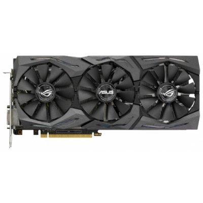 ���������� �� ASUS Radeon RX 480 1266Mhz PCI-E 3.0 8192Mb 8000Mhz 256 bit DVI 2xHDMI HDCP (STRIX-RX480-8G-GAMING)
