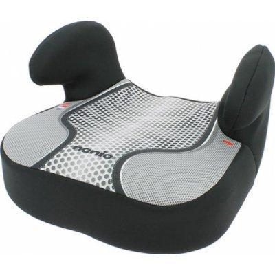 Авто-бустер детский Nania Dream FST (pop black) от 15 до 36 кг (2/3) черный (242601) авто бустер детский nania topo eco rock grey от 15 до 36 кг 2 3 серый черный 227950