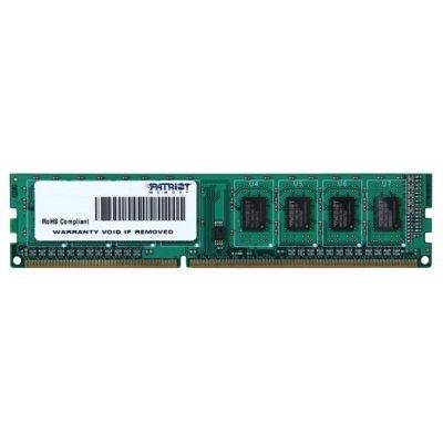 Модуль оперативной памяти ПК Patriot PSD34G133381 (PSD34G133381) оперативная память 2gb pc3 10600 1333mhz ddr3 dimm kingston kvr13n9s6 2