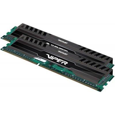 Модуль оперативной памяти ПК Patriot PV38G186C0K (PV38G186C0K)Модули оперативной памяти ПК Patriot<br>Память DDR3 2x4Gb 1866MHz Patriot PV38G186C0K RTL PC3-14900 CL10 DIMM 240-pin 1.5В<br>