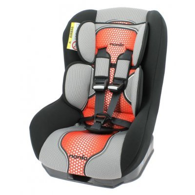 Детское автокресло Nania Driver FST (pop red) от 0 до 18 кг (0+/1) (44607), арт: 250441 -  Детские автокресла Nania