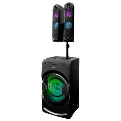 Аудио минисистема Sony MHC-GT4D (MHCGT4D.RU1) аудио минисистема sony gtk xb7 черный gtkxb7b ru1