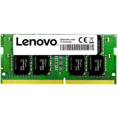 Модуль оперативной памяти ПК Lenovo 4X70J67435 (4X70J67435)Модули оперативной памяти ПК Lenovo<br>Lenovo Memory 8GB DDR4 2133 SoDIMM for P50/70,T460p/460s,Yoga 260, M700z/800z/900z,Tiny M700/900, S400z/500z, X1AiO<br>