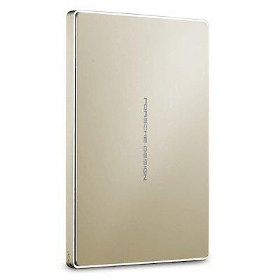 Внешний жесткий диск LaCie STFD2000403 (STFD2000403)Внешние жесткие диски LaCie<br>Внешний жесткий диск LaCie STFD2000403 2ТБ Porsche Design Mobile Drive 2.5 P&amp;amp;#039;9223 USB 3.1 Gold<br>