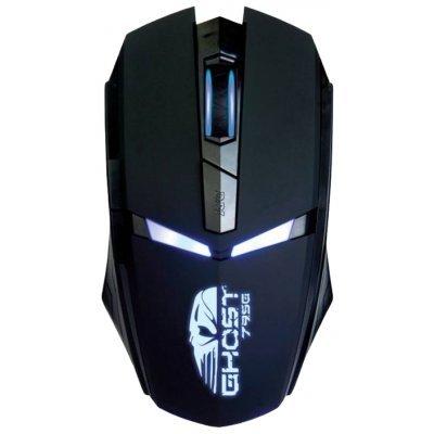 Мышь OKLICK 795G черный (MW-1321)Мыши OKLICK<br>Мышь Oklick 795G черный оптическая (2400dpi) USB игровая (5but)<br>