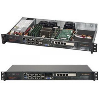 Серверная платформа SuperMicro SYS-5018D-FN8T (SYS-5018D-FN8T)