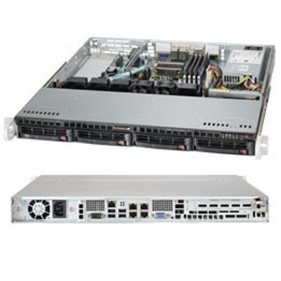 Серверная платформа SuperMicro SYS-5018A-MHN4 (SYS-5018A-MHN4)Серверные платформы SuperMicro<br>Платформа SuperMicro SYS-5018A-MHN4 1xC2758 3.5 1G 4P 1x200W<br>