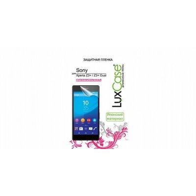 ������ �������� ��� ���������� LuxCase ��� Sony Xperia Z3+/Z3+ Dual (���������������) (81116)