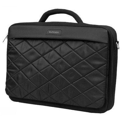 """купить Сумка для ноутбука Sumdex 15,6"""" PON-321BK черный (PON-321BK) недорого"""