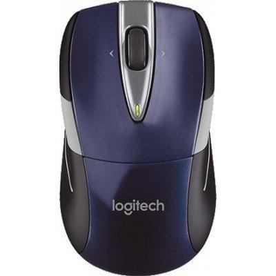 Мышь Logitech M525 Blue (910-004933) (910-004933)Мыши Logitech<br>Оптическая мышь. 1000 dpi.<br>