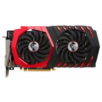 Видеокарта ПК MSI Radeon RX 480 1316Mhz PCI-E 3.0 8192Mb 8100Mhz 256 bit DVI 2xHDMI HDCP (RX 480 GAMING X 8G)