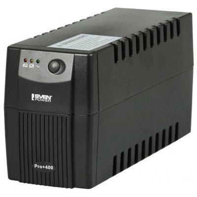 Источник бесперебойного питания SVEN Power Pro+ 400 (SV-013820)
