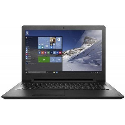 Ноутбук Lenovo IdeaPad 110-15IBR (80T700C5RK) (80T700C5RK)Ноутбуки Lenovo<br>IdeaPad 110-15IBR  15.6&amp;amp;#039;&amp;amp;#039; HD(1366x768) GLARE/Intel Pentium N3710 1.60GHz Quad/2GB/500GB/GMA HD/DVD-RW/WiFi/BT4.0/0.3MP/4in1/3cell/2.20kg/W10/1Y/BLACK<br>