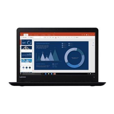 Ноутбук Lenovo ThinkPad 13 (20GJS03300) (20GJS03300)Ноутбуки Lenovo<br> FHD(1920x1080)IPS,i5-6200U(2,3GHz),8GBDDR4, 512GB SSD, HD Graphics 520 ,NoDVD,WiFi,TPM,BT,3cell,WWANnone,WIN10 PRO64, 1,4Kg,1y.carry in w.<br>