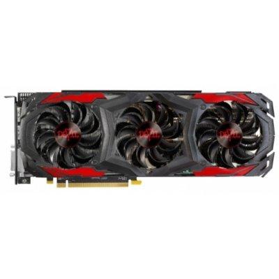 Видеокарта ПК PowerColor Radeon RX 480 1330Mhz PCI-E 3.0 8192Mb 8000Mhz 256 bit DVI HDMI HDCP (AXRX 480 8GBD5-3DH/OC)