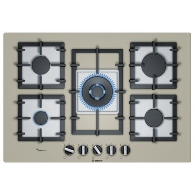 Газовая варочная панель Bosch PPQ7A8B90 (PPQ7A8B90), арт: 250671 -  Газовые варочные панели Bosch