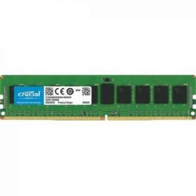 Модуль оперативной памяти ПК Crucial CT4G4WFS824A (CT4G4WFS824A)Модули оперативной памяти ПК Crucial<br>4096 Мб, DDR-4 DIMM, 19200 Мб/с, CL17, ECC<br>
