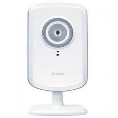 Камера видеонаблюдения D-Link DCS-930L/B2A (DCS-930L/B2A)Камеры видеонаблюдения D-Link<br>Производитель: D-link<br>Wi-Fi: да<br>