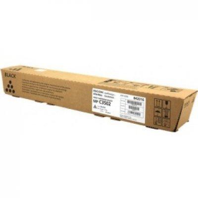 Тонер-картридж для лазерных аппаратов Ricoh 842016 Black (842016)Тонер-картриджи для лазерных аппаратов Ricoh<br>тонер, black (чёрный), для Aficio MP C3002/C3502, 28000 страниц<br>