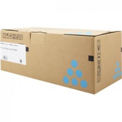 Тонер-картридж для лазерных аппаратов Ricoh 406349 Cyan (406349, 407641) тонер ricoh 406349