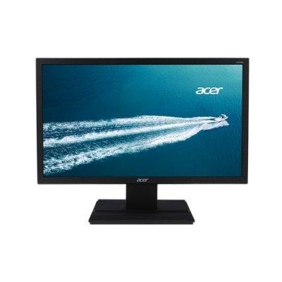 Монитор Acer 19.5 V206HQLBd (UM.IV6EE.018) (UM.IV6EE.018)Мониторы Acer<br>Black (LED, Wide, 1600x900, 5 ms , 170°/160°, 250 cd/m, 100`000`000:1, +DVI)<br>