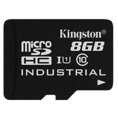 Карта памяти Kingston SDCIT/8GB (SDCIT/8GB)Карты памяти Kingston<br>карта памяти microSDHC, Class 10<br>объем 8 Гб<br>скорость чтения 90 Мб/с<br>скорость записи 20 Мб/с<br>в комплекте адаптер на SD<br>