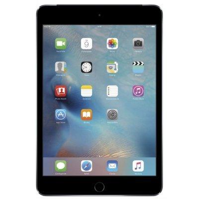 Планшетный ПК Apple iPad mini 4 32Gb Wi-Fi + Cellular серый (MNWE2RU/A)Планшетные ПК Apple<br>сенсорный экран, Multitouch, диагональ: 7.9 (20 см), разрешение: 2048x1536, поддержка 3G, поддержка 4G, Wi-Fi, Bluetooth, EDGE, A-GPS, ГЛОНАСС, основная камера: 8Мп, фронтальная камера: 1.2Мп, объём встроенной памяти: 32Гб, операционная система: iOS<br>